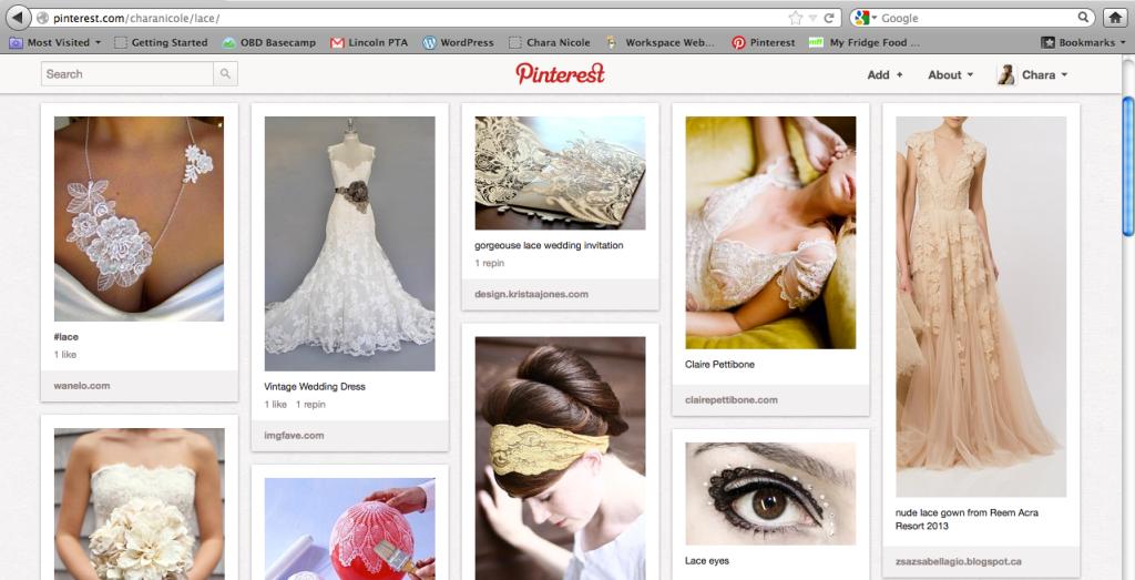pinterest.com/charanicole/lace