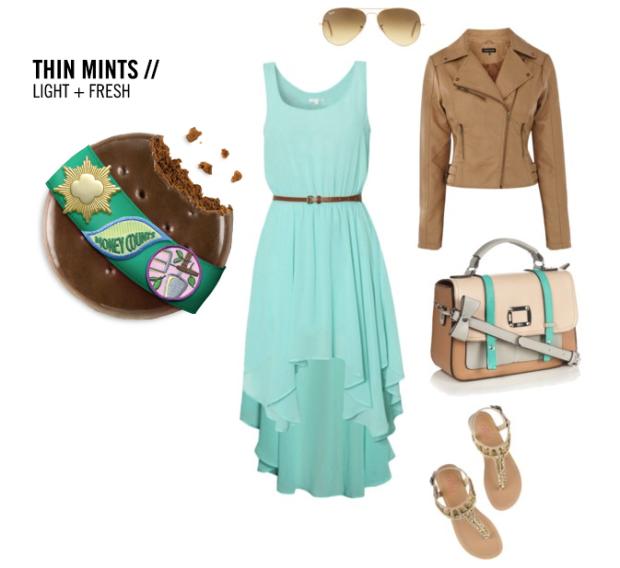 INSPIRE Thin Mint LOVE CREATIVE BLOG