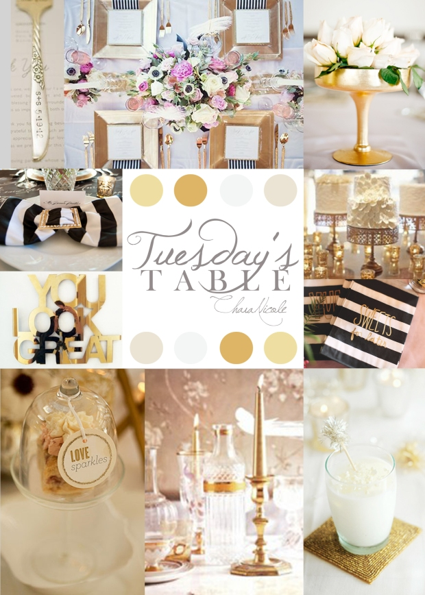 TuesdaysTable GOLD
