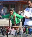 Pomona Christmas Parade | Photo by Downtown Pomona
