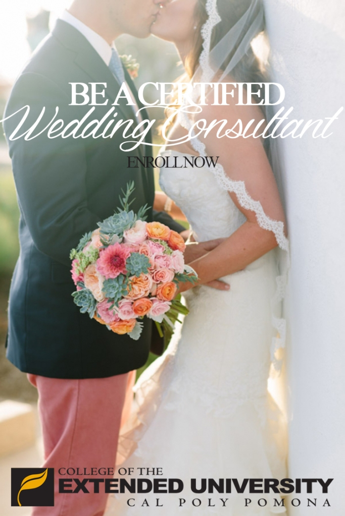 BE A CERTIFIED WEDDING